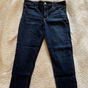 Barley worn American Eagle Jeans